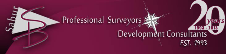 Sabur, Inc Surveyors in St. louis area